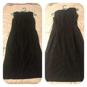 Lafayette 148 Tight Black Dress